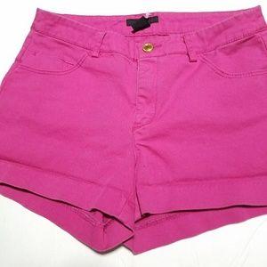 H&M Hot Pink Shorts EUC
